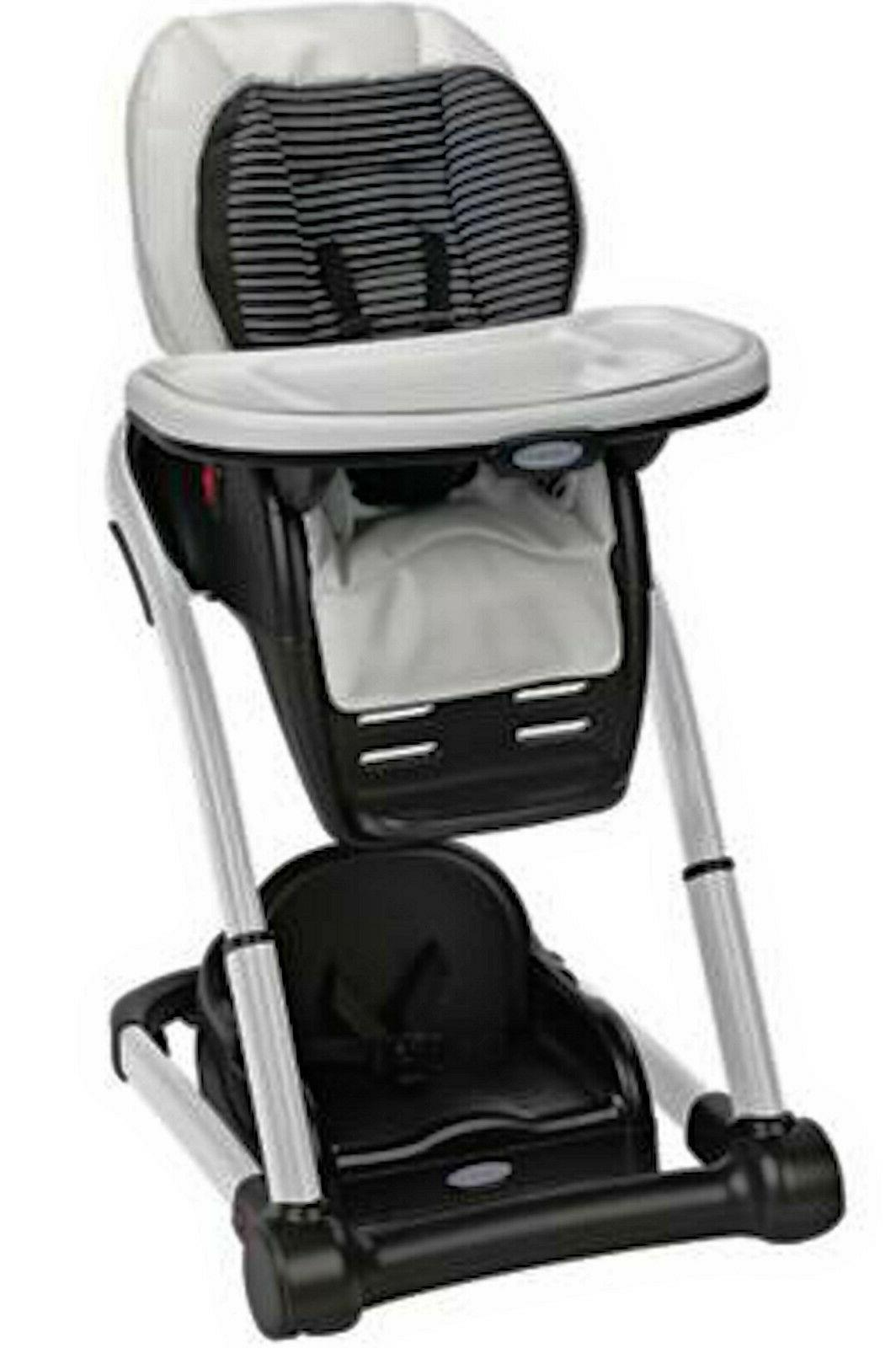 GRACO BLOSSOM 6-IN-1 Highchair 1925913 Booster 2 KIDS AT ONC
