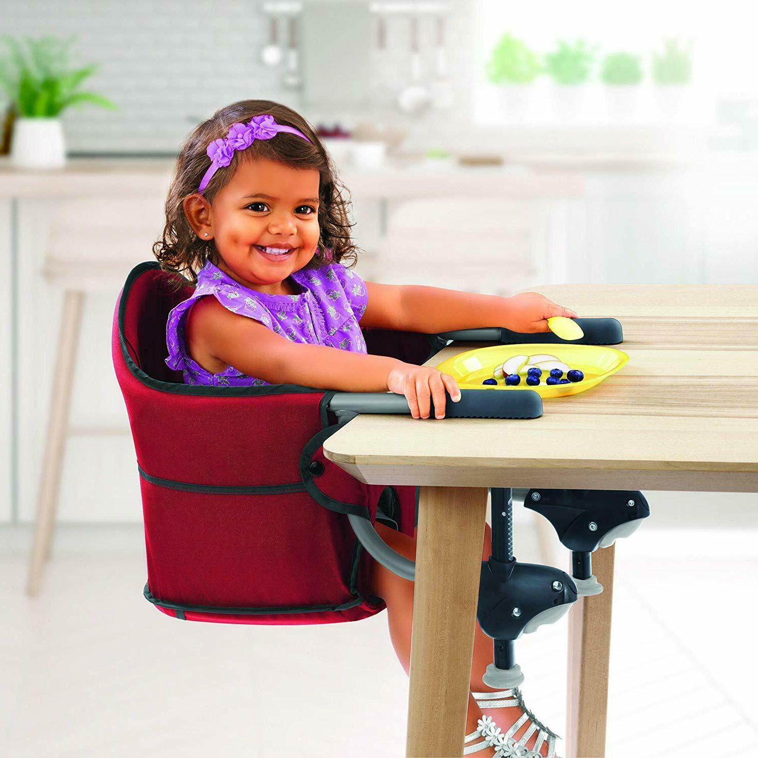 Chicco Caddy Hook-On Chair, Nature,Compact fold and convenience