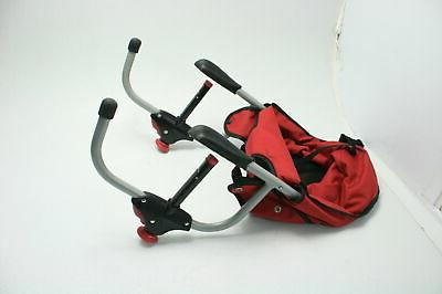 caddy hook on chair travel highchair compact
