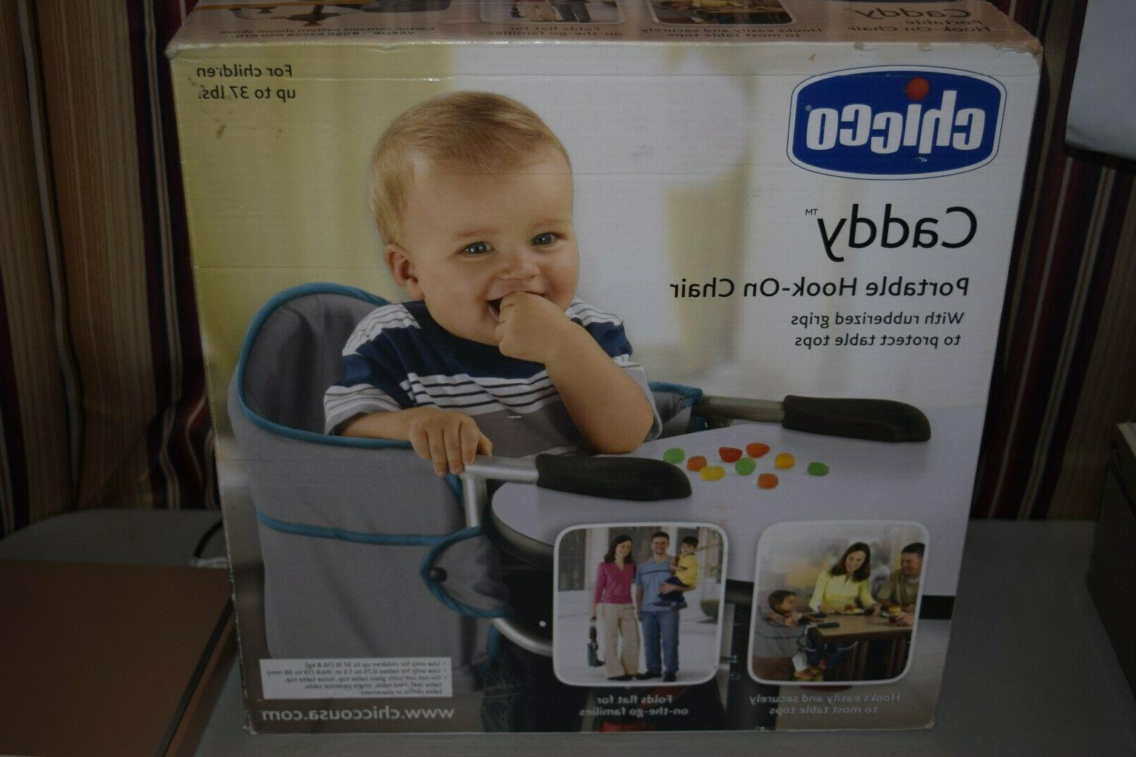caddy portable hook on high chair booster