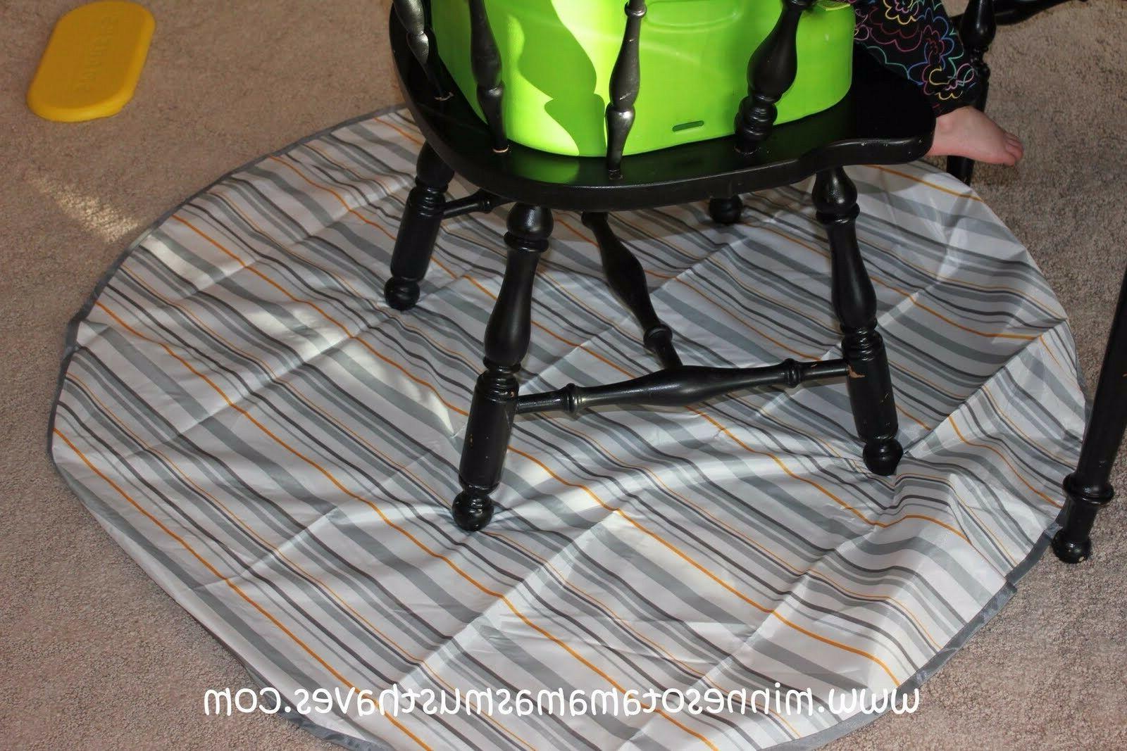 Prince Lionheart Catch All Multi-Use Floor Mat Highchair, Crafts etc
