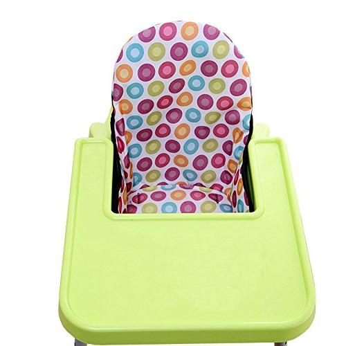 Twoworld Baby High Chair Seat Cushion Dining Chair