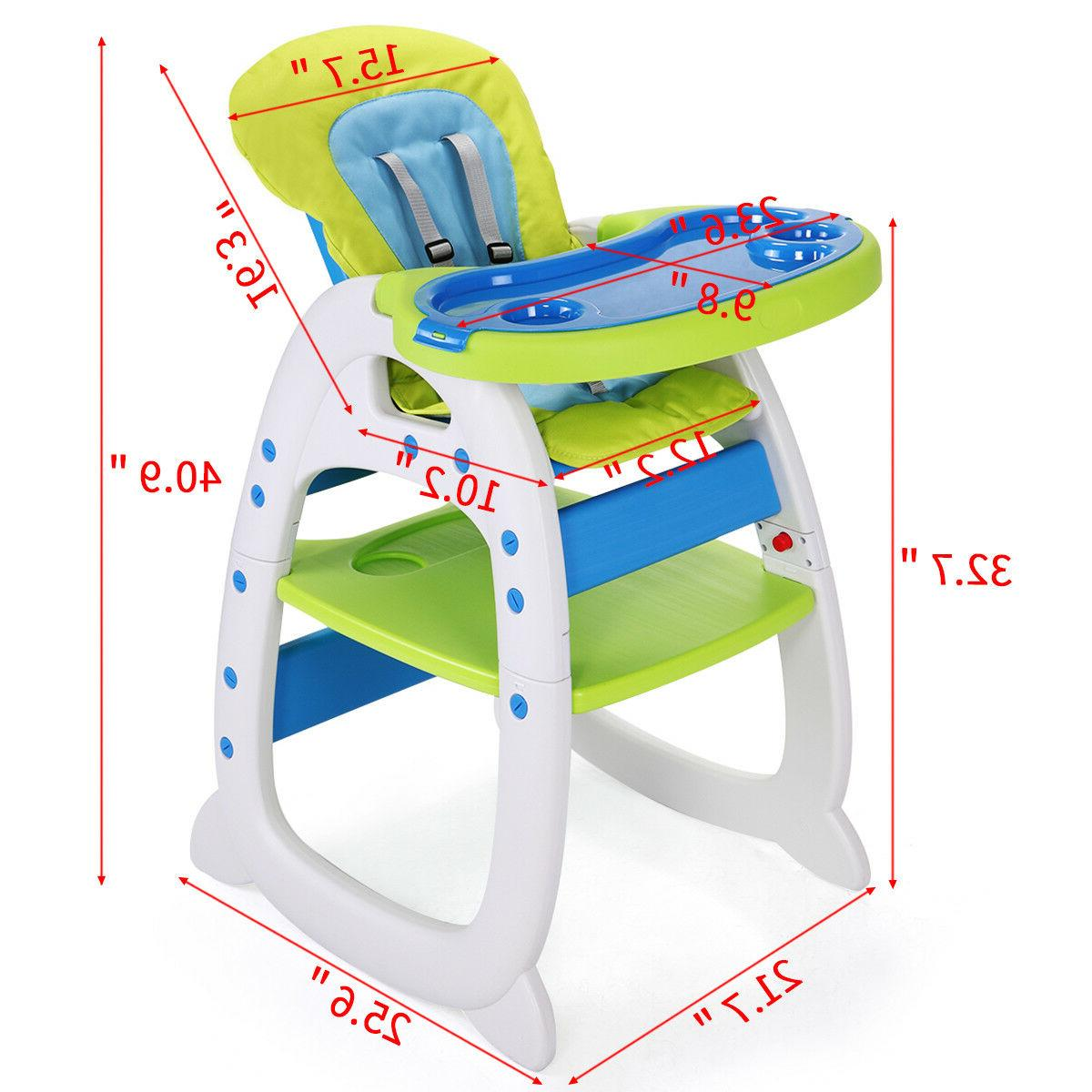 Baby Chair Table 3 Feeding Tray
