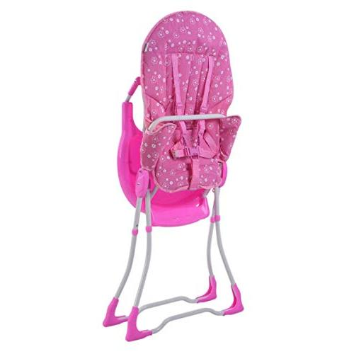 Baby High Toddler Booster - Pink