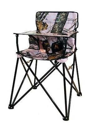 ciao baby portable high chair pink mossy