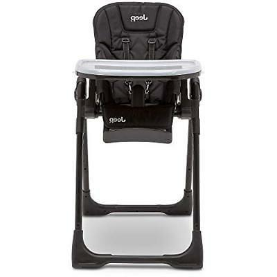 Jeep Classic Chair for Toddlers, Midnight