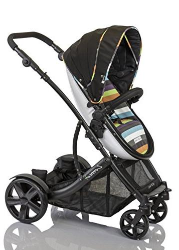connect 4 stroller