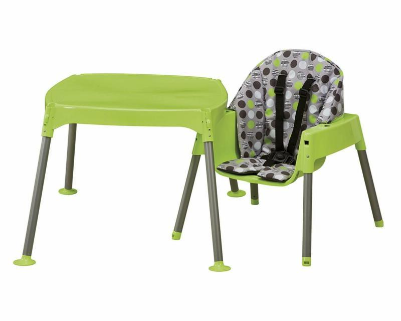 Convertible High Table Booster Toddler Feeding 3 1