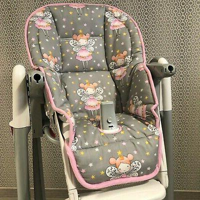 Cotton Peg Tatamia Highchair Seat Cushion