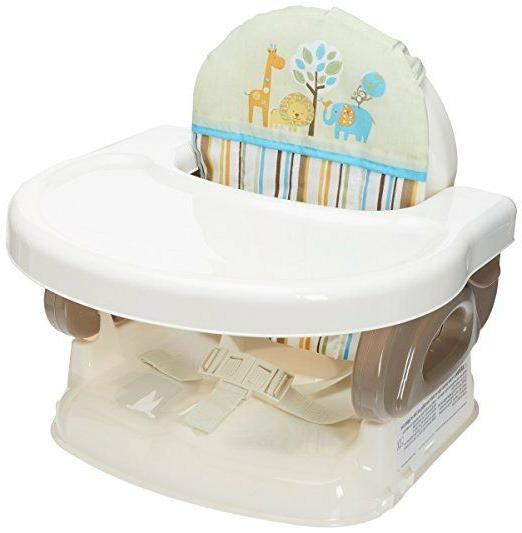 Summer Infant Deluxe Comfort Booster Seat Folding High Chair