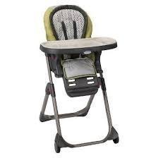 DuoDiner High Chair - san marino