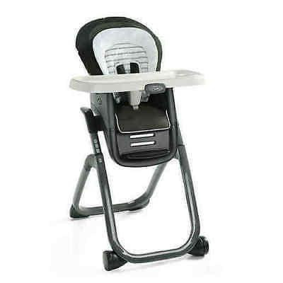 Graco DLX 6-in-1 Baby Chair - White