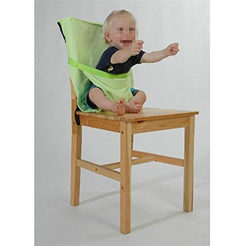 XENO-Durable High Chair Feeding Infant Home Travel Sacking Seat