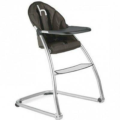 Baby Home Eat High Chair - Brown - New! Free Shipping!