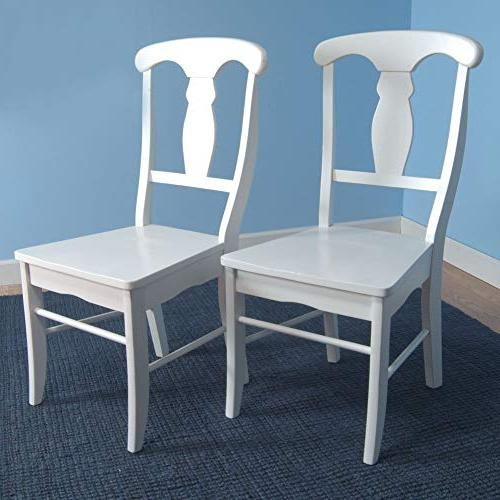 empire wooden dining chairs