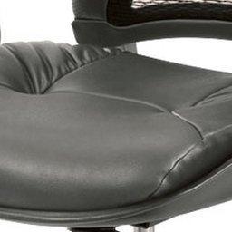 Ergonomic Leather Back - Series