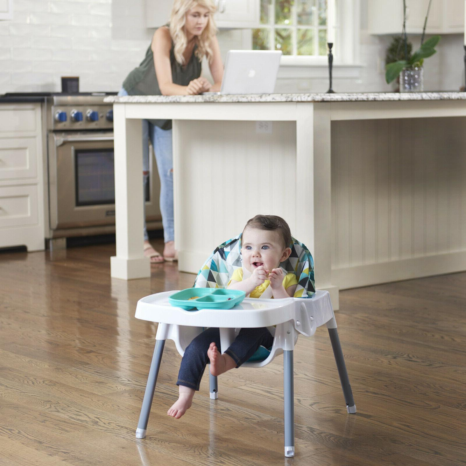 Evenflo 4-in-1 Convertible High Child Learning