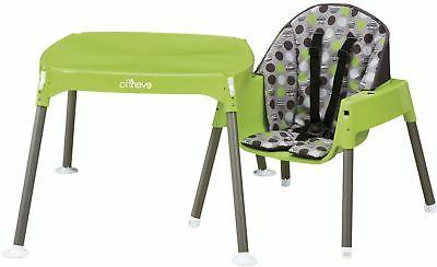 Evenflo Lime Convertible 3-in-1 Chair