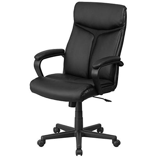 executive leather back swivel office
