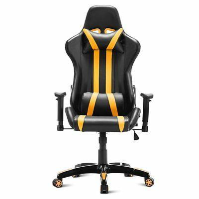 Costway Racing High Chair Gaming