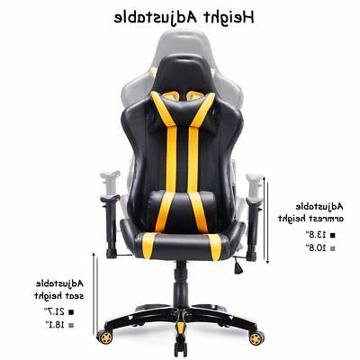 Costway Executive High Back Chair Gaming Chair