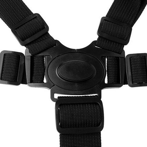 FA- Baby 5-Point Safety Harness Belt For High Chair Strap