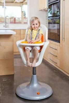 Boon Chair - Orange/White