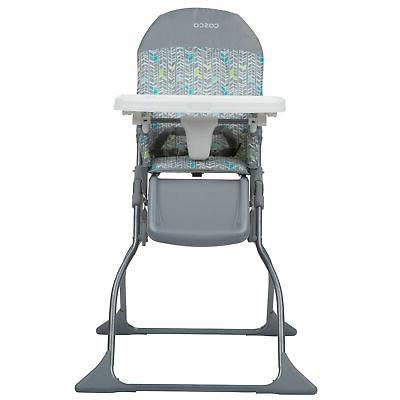 Cosco High Seat Baby Toddler Adjustable Portable Eating