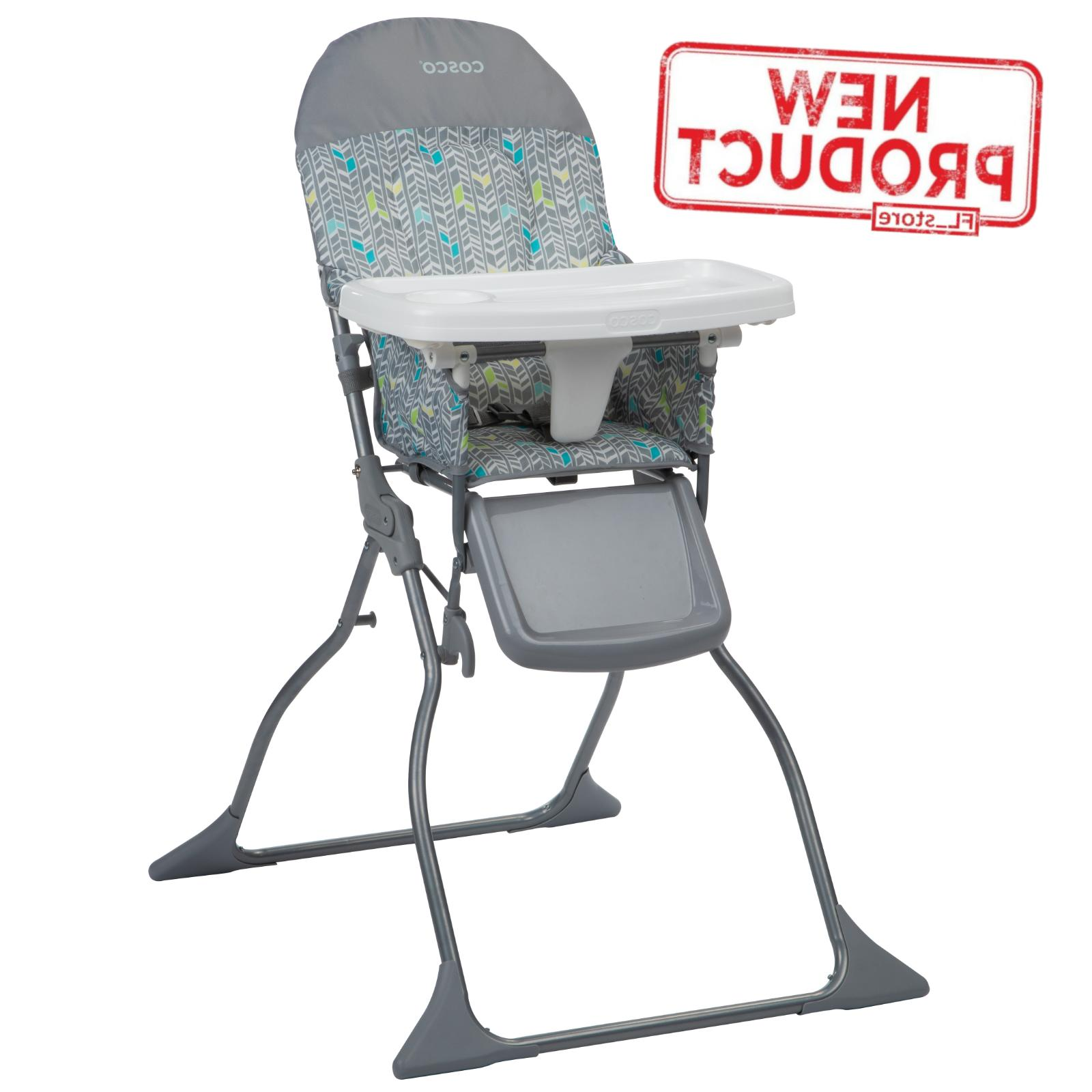 folding high chair seat baby toddler child