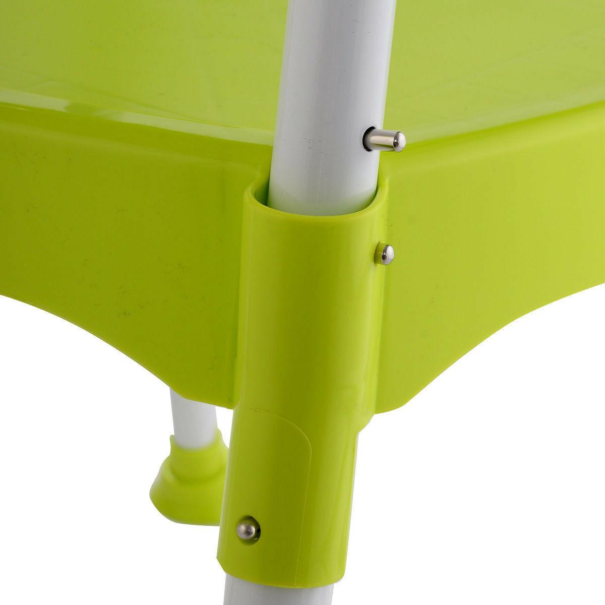 Costway 1 Baby Convertible Table Seat Toddler Feed