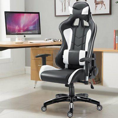 Costway Executive Racing Chair Swivel