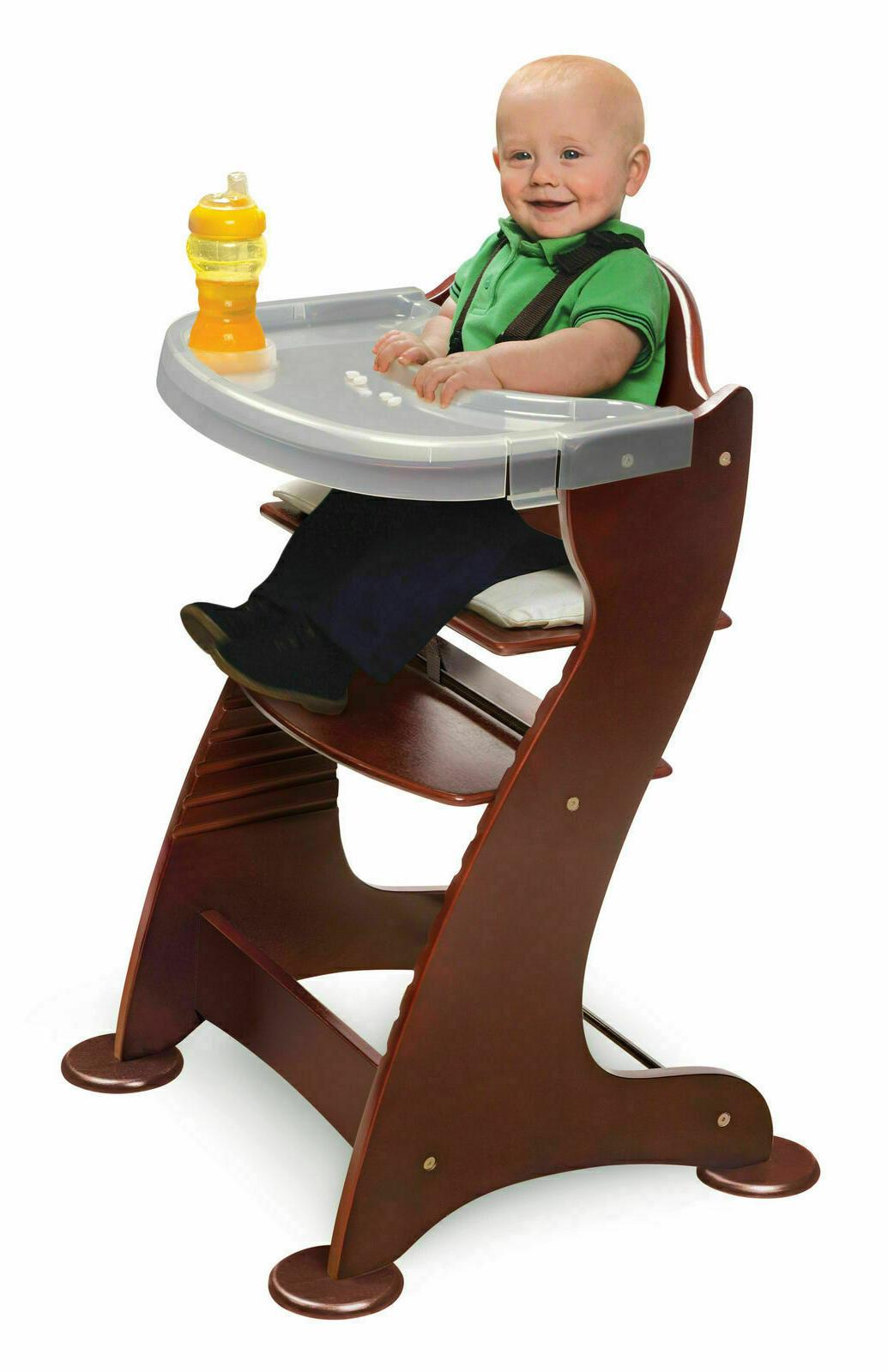 High Chair Convertible Tray Toddler