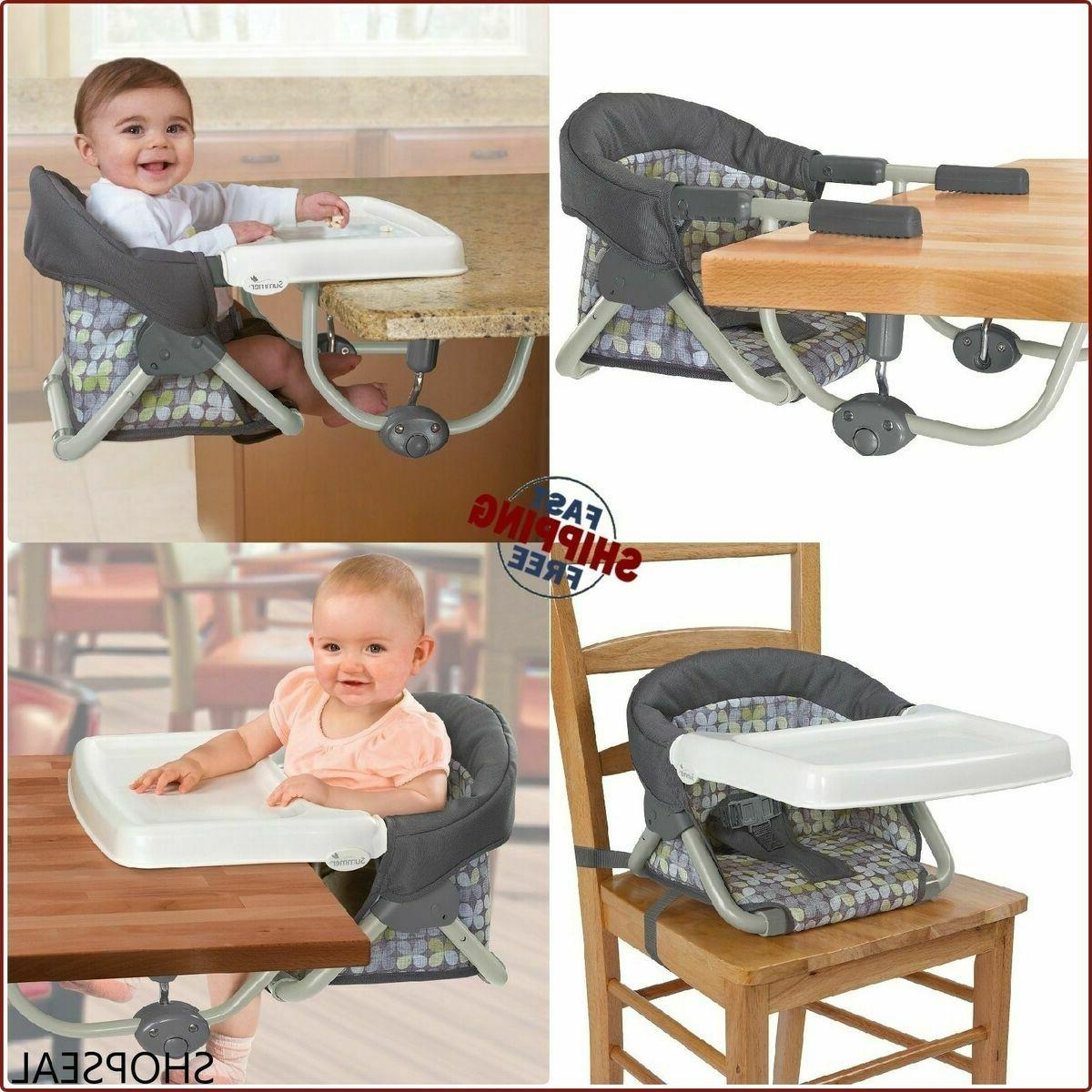 high chair dinner table seat baby booster