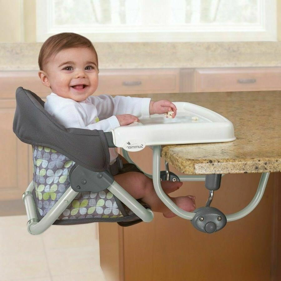 High Seat Baby Booster Infant Hook On Table Clamp