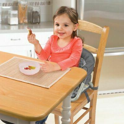 High Chair Dinner Table Seat Baby Booster Toddler Infant Hook On Table Clamp NEW