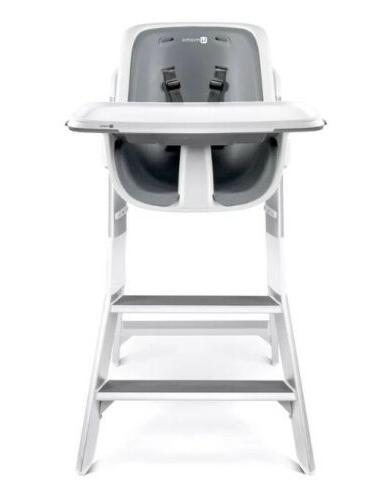 high chair easy to clean magnetic bowl