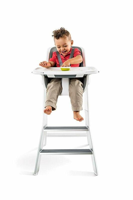 4moms high chair easy with magnetic,