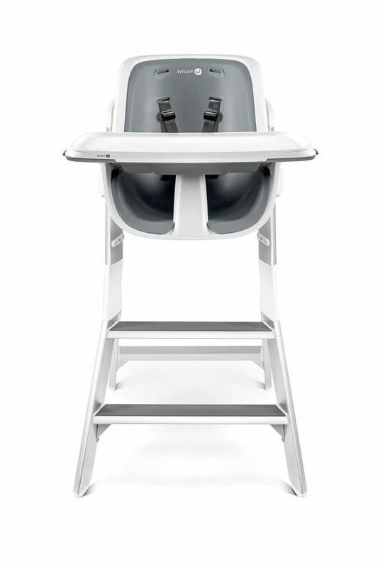high chair easy to clean with magnetic