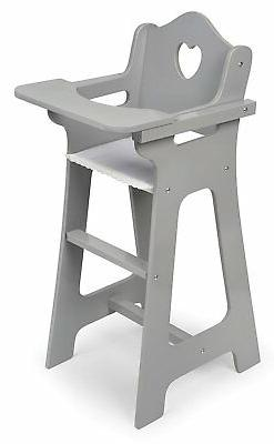 Badger Basket High Chair-Executive fits American Girl Dolls,