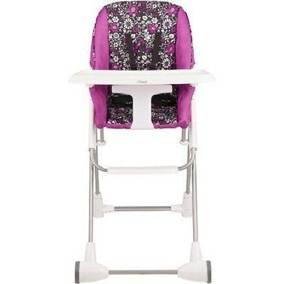 High Chair Feeding Infant DinnerSeat Portable Girl Kid