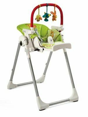 Peg Perego High Chair Play Bar