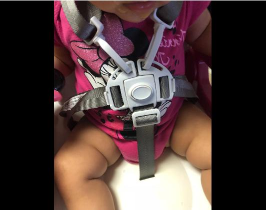 High Chair secure Belt Strap replacement for HighChair