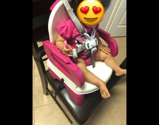 High Chair Seat secure Belt Strap Harness replacement