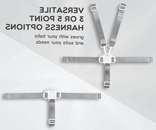 High secure Belt Strap replacement for HighChair
