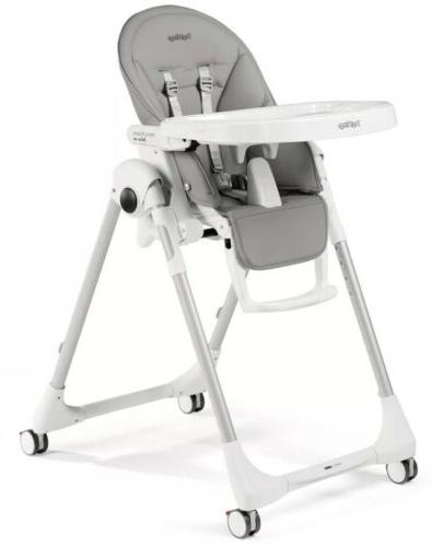 highchair prima pappa follow me ice grey