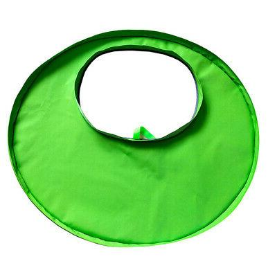 Home Foldable Baby Restaurant Waterproof Feeding Saucer High