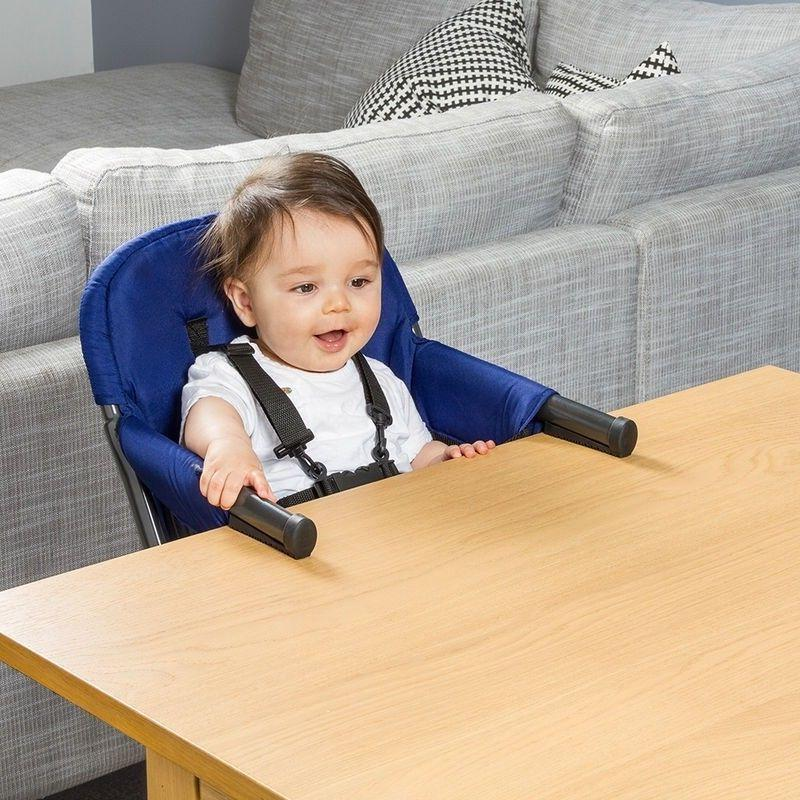 hook on portable travel highchair baby booster