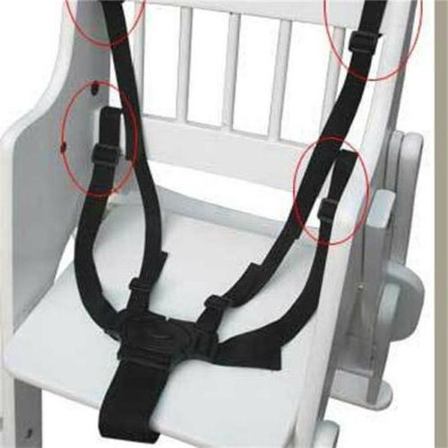Hot 5 Harness Car Belt Strap