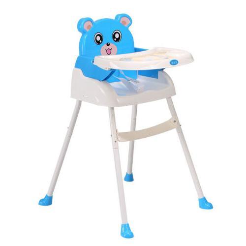 Infant High Seat Folding Adjustable