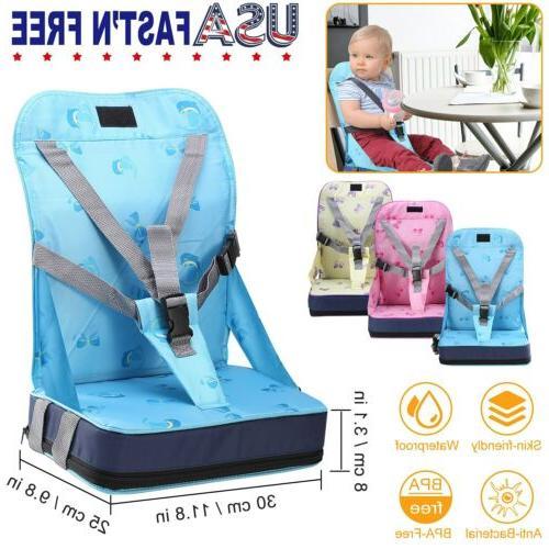 portable baby kids toddler feeding high chair